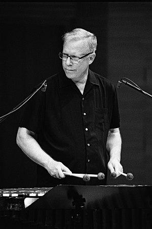 Gary Burton (фото: Павел Корбут, 2006)