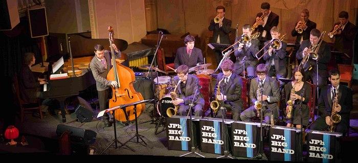 Jazz Philharmonic Hall Big Band