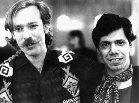 Gary Burton, Chick Corea, 1970-е (из буклета сборника ранних записей дуэта для ECM)