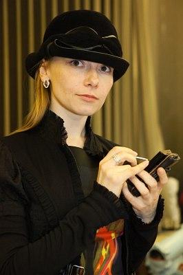 Анна Филипьева (фото: Роман Литвиненко)