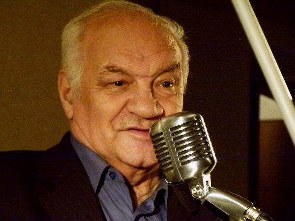 Владимир Фейертаг (фото: Кирилл Мошков, 2011)