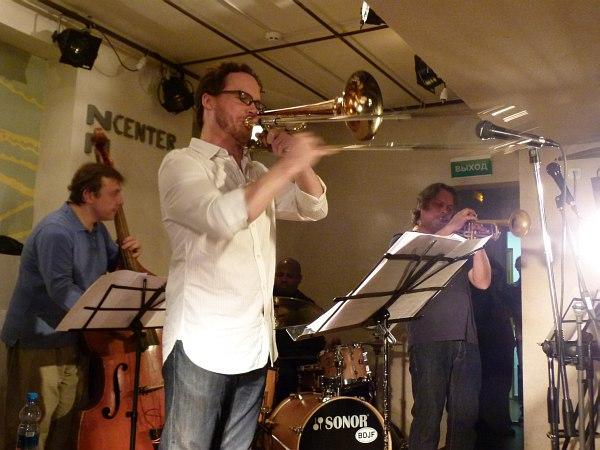 Manhattan Time Quintet в Джаз-центре