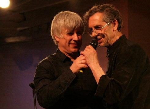 Андрей Кондаков и Вячеслав Гайворонский в Таллинне