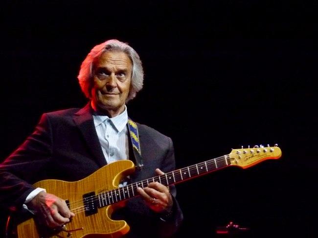 John McLaughlin, 2011 (фото: Кирилл Мошков)