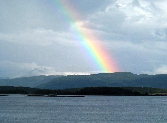 Молде, Норвегия