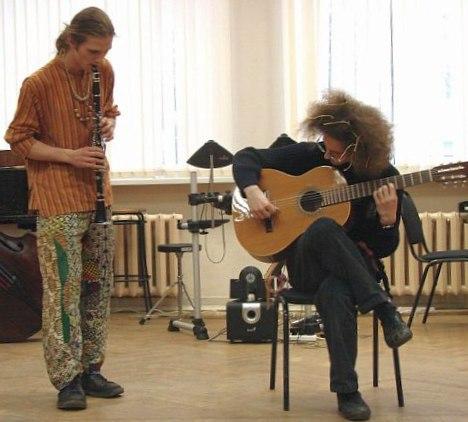 Иван Невзоров, Алексей Чичилин