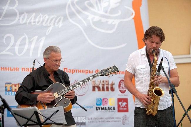 Алексей Кузнецов и Николай Винцкевич