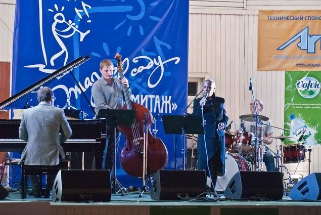 Sandy Patton + Eugene Ryaboy Trio