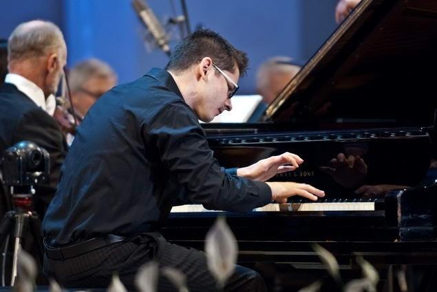 Eldar Djangirov (photo: Pavel Korbut)