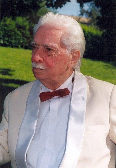 Олег Лундстрем (фото: Павел Корбут, 2000)