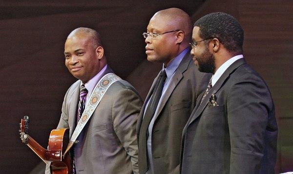 Russell Malone Trio (фото: Владимир Коробицын)