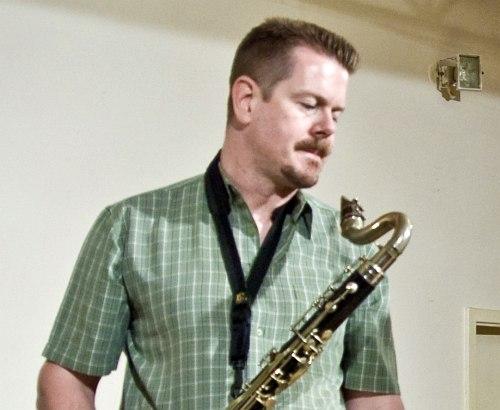 Ken Vandermark (фото: Руслан Белик)