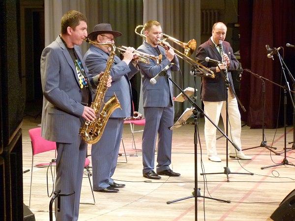 Antti Sarpila & Siberian Dixieland