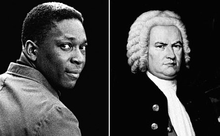 John William Coltrane, Johann Sebastian Bach