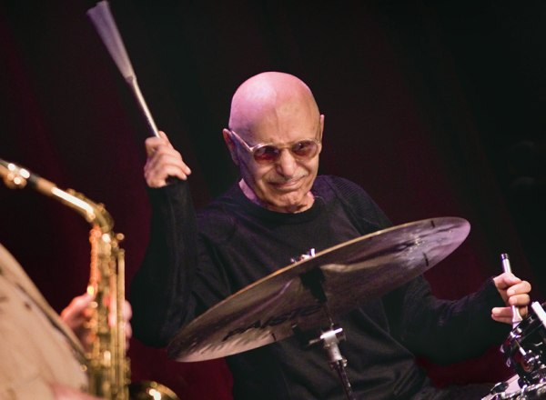 Paul Motian (photo: Ryan Paternite, 2009)