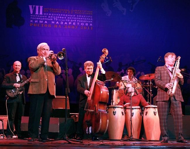 Концерт членов жюри