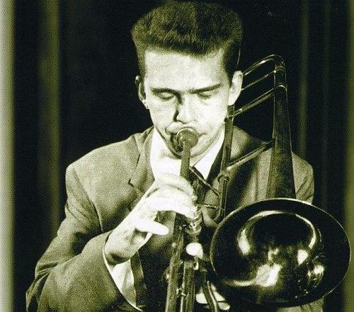 Bob Brookmeyer, 1954