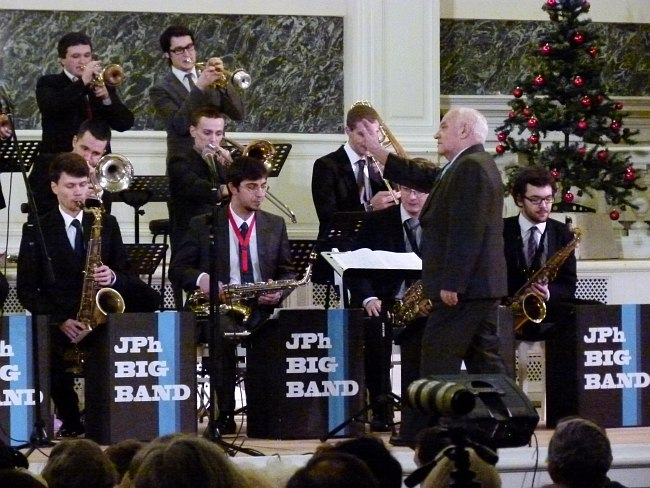 Владимир Фейертаг и Jazz Philharmonic Big Band