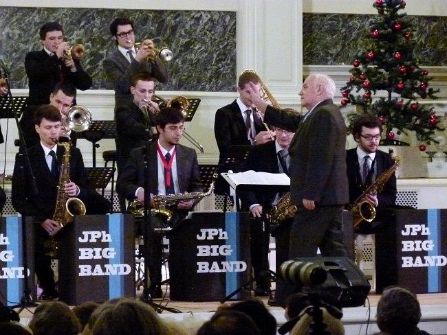 Владимир Фейертаг и Jazz Philharmonic Big Band
