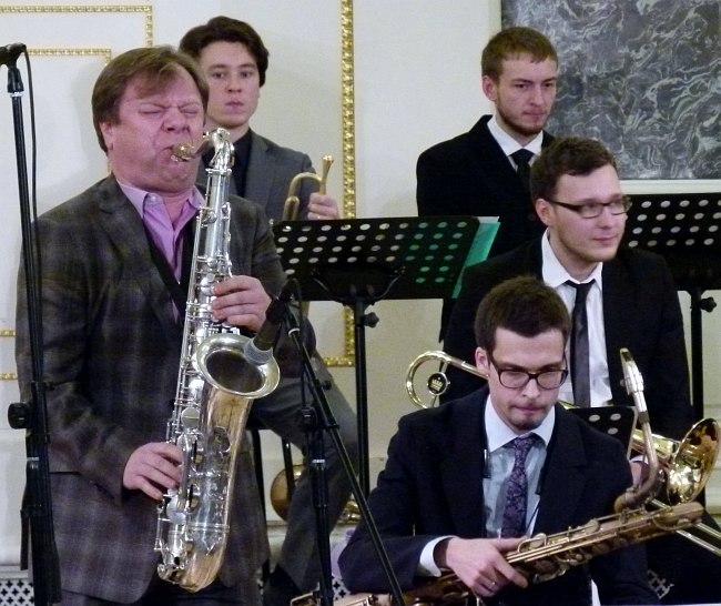 Игорь Бутман и Jazz Philharmonic Big Band