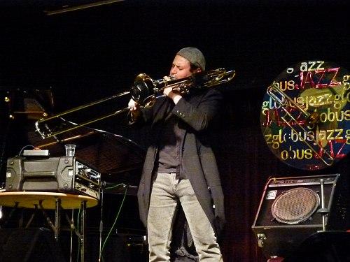 Magic Trombone