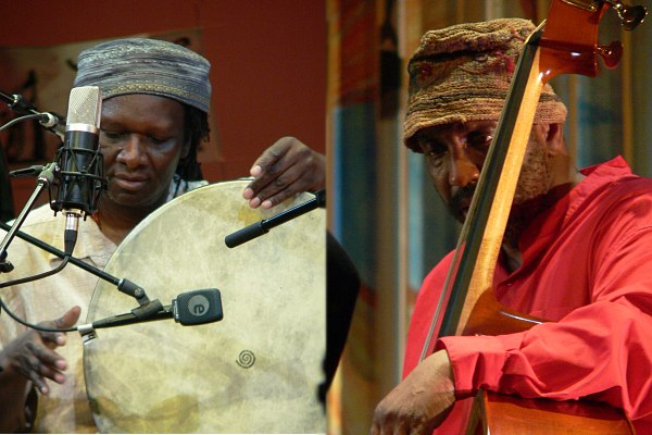 Hamid Drake, William Parker