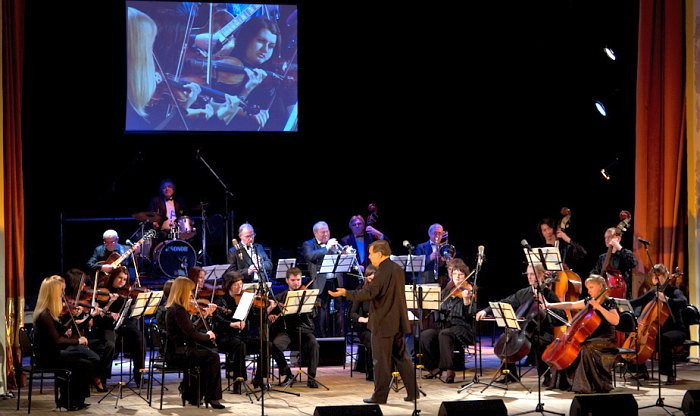 «Уральский Диксиленд» и камерный оркестр «Классика»