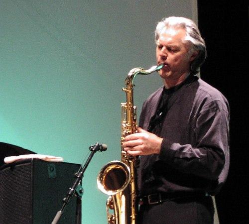 Jan Garbarek (Москва, 2002)