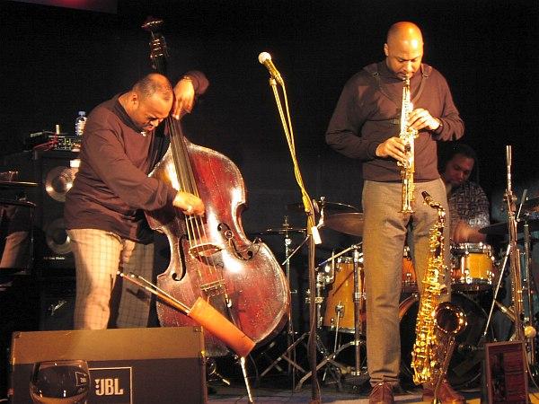 Christian McBride Band, Москва, 2003