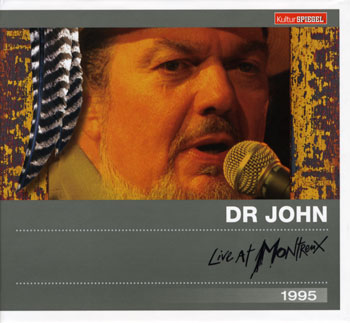 Dr.John — Live At Montreux 1995