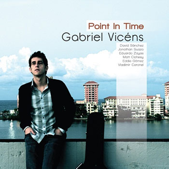 Gabriel Vicéns — Point In Time