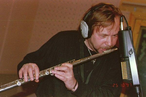Анатолий Герасимов, 1997