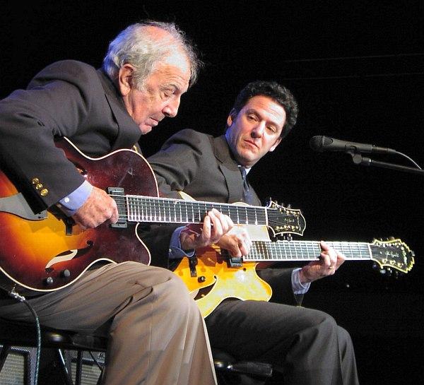 Бакки Пиццарелли, Джон Пиццарелли (фото: Кирилл Мошков, 2005)