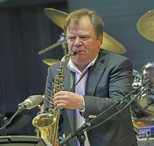 Igor Butman on alto