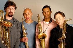 Axis Saxophone Quartet
