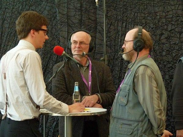 Интервью для радио