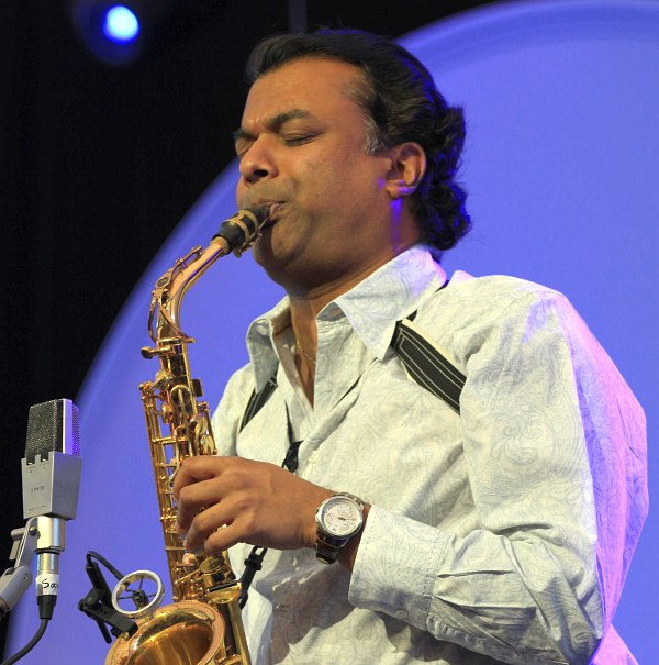 Rudresh Mahanthappa (photo © Anna Filipieva, Jazz.Ru)
