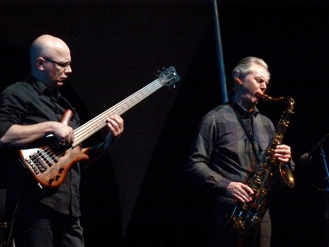 Yuri Daniel, Jan Garbarek