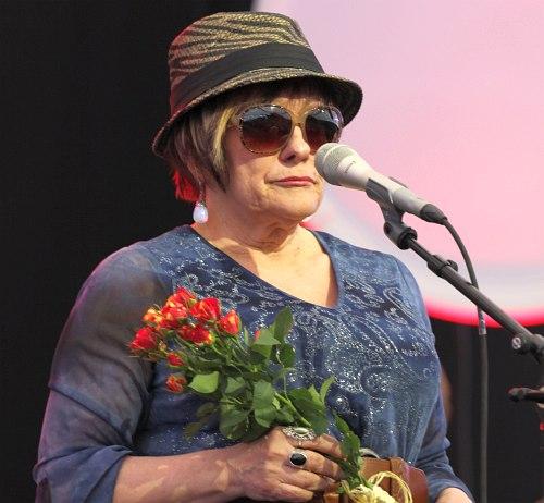 Silvi Vrait (фото: Кирилл Мошков, апрель 2012)