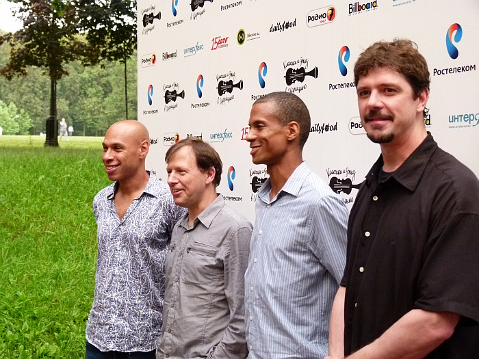 Joshua Redman, Chris Potter, Mark Turner, Chris Cheek