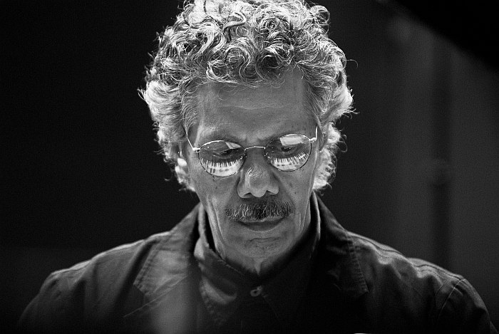 Pianist Chick Corea, by Pavel Korbut