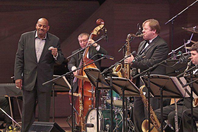 Allan Harris & Igor Butman Orchestra