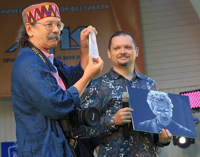 Павел Корбут и Jazz Award