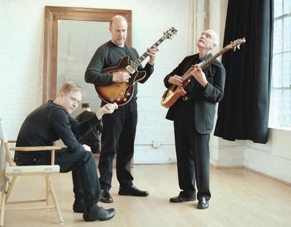 John Scofield Trio (photo: Josef Astor)