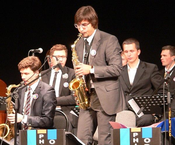 Jazz Philharmonic Orchestra: солирует Кирилл Бубякин