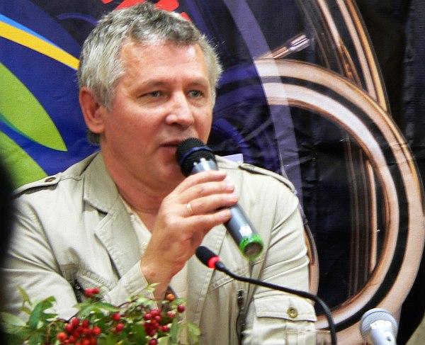 Игорь Володин на пресс-конференции