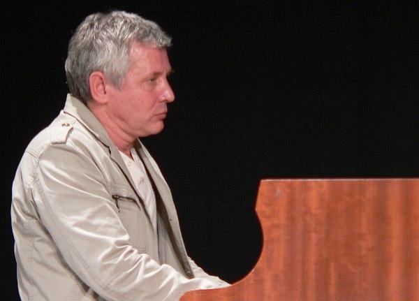 Игорь Володин (фото: Никита Мошков, 2012)
