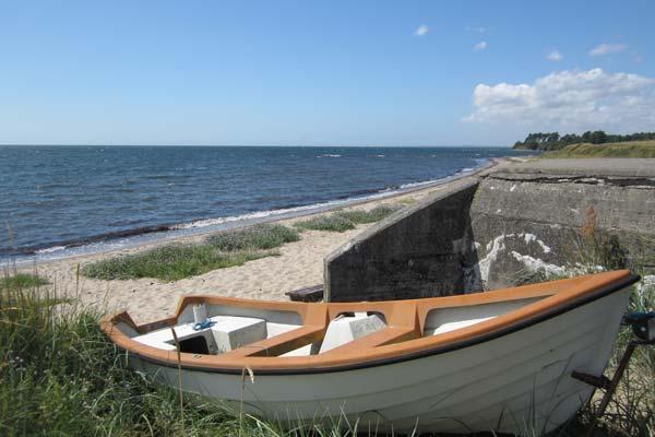 Побережье Балтики на окраине Истада