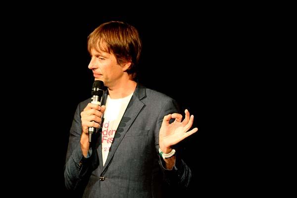 Ян Лундгрен. Фото: Markus Fägersten