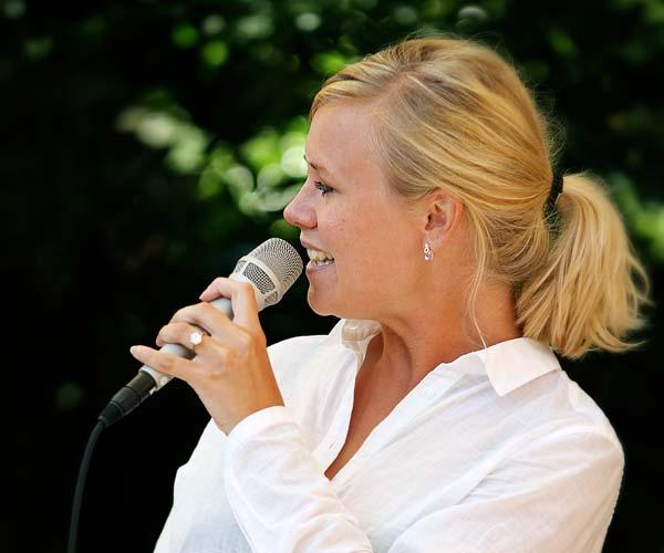 Ханна Свенссон. Фото: Markus Fägersten